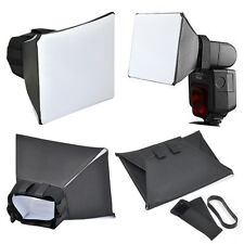 Universal Flash Diffuser Studio Soft Box for Canon Nikon Sony Sigma CAMERA DSLR