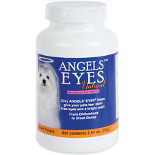 Angels Eyes NATURAL Chicken Tear Stain Remover for dogs 75g w/scoop