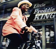 Chasing Tha Blues - Little Freddie King (2012, CD NUEVO)