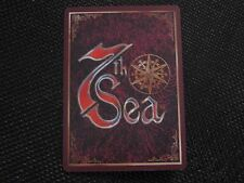 7th Sea CCG-- Thousands to choose from---Rares & Fixed -pick three cards