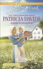LOVE INSPIRED SERIES:BY: Patricia Davids-AMISH~Very Good~Special Shipping