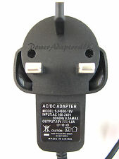 AC/DC 18V SWITCH MODE POWER ADAPTOR/SUPPLY/PSU/CHARGER ALTO ZMX 8 CHANNEL MIXER