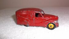 DINKY 470 AUSTIN NESTLE VAN red with yellow hubs