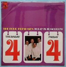 FOUR FRESHMEN~TODAY IS TOMORROW~1968 UK 12-TRACK STEREO LP~LIBERTY LIB 83145