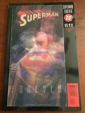Superman Forever #1 Collectors Edition Magic Motion Cover (1998 DC Comics) FN/VF