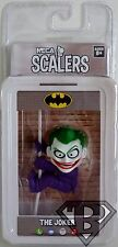 "THE JOKER Batman DC Scalers 2"" inch Hanging Mini Figure Series 2 Neca 2014"