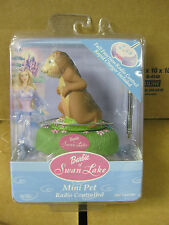 2003 Barbie of Swan Lake *Mini Pet* Radio Controlled