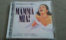 Mamma Mia! - Broadway Original Case Recording - Made in USA