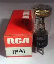 1P41 RCA Vacuum Tube NOS NIB Tested Strong (More Available)