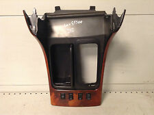 Lexus GS300 Gear selector stick surround wood trim with switch