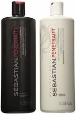 SEBASTIAN PENETRAITT STRENGTHENING AND REPAIR SHAMPOO AND CONDITIONER LITER DUO
