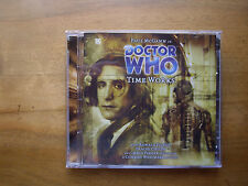 Doctor Who Time Works, 2006 Big Finish audio book CD