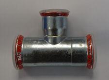 Geberit Mapress 21220 T-Stück reduziert Ø 42x35x42mm Reduzierung Fitting Neu