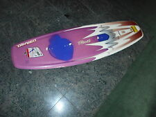 O'BRIEN RAIL 137 WAKEBOARD, NO BINDINGS NO BOOTS, VGUC