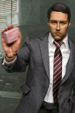 IN STOCK Custom 1/6 Scale Fight Club Unnamed Narrator Edward Action Figure