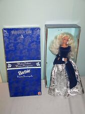 Winter Velvet Barbie Doll. Special Edition. Mattel. Avon Exclusive 1996 Vintage.