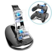 Xbox One Game Controller Charger Dual USB Charging Stand Dock Station Holder WT