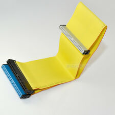 "3.5"" IDE ATA 40 Pin Hard Drive Ribbon Cable Dual Device"