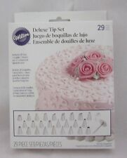 Wilton Industries Inc 29 Pc Deluxe Decorating Tip Set NEW