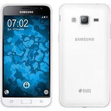 Custodia Cover Case slim per Samsung Galaxy J3 J320 (2016) silicone trasparente