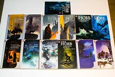 CYCLE L'ASSASSIN ROYAL - COMPLET - 13 TOMES - ROBIN HOBB