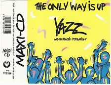 Maxi-CD: Yazz - The Only Way is up RARE Maxi CD RARE