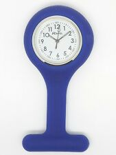 Nurse fob watch by Ravel blue R1103.3