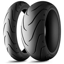 Michelin 120/70ZR18 & 150/70ZR17 Scorcher 11 Tires 14-17 Harley-Davidson XL1200T