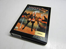 Mafdet and the Book of the Dead Commodore Amiga OVP CIB Game sgZ VGC Rare