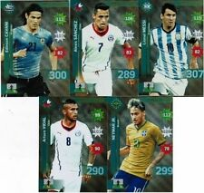 Chile 2015 Adrenalyn Panini Copa America Soccer Limited Edition Neymar Messi