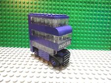 Lego 1 Dark Purple mini Knight Bus Harry Potter #4695