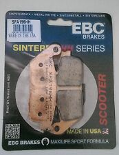 Honda FJS600 Silverwing (2001 to 2009) EBC Sintered REAR Brake Pads (SFA196HH)