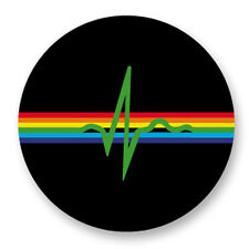 "Pin Button Badge Ø25mm 1"" The Pink Floyd Sound The Wall Roger Waters"