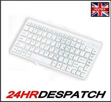 USB MINI WHITE KEYBOARD FOR TOSHIBA SATELLITE U300 U300-ST3091