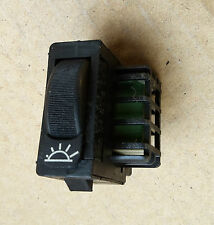 PORSCHE 944 S2 TURBO DASHBOARD CLOCKS ILLUMINATION ADJUST CONTROL DIMMER SWITCH