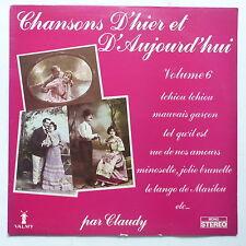 CLAUDY Chansons d hier et d aujourd hui Vol 6  VALMY 756