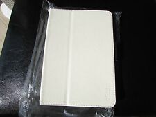 Elsse Kindle Fire HD7 oct 2014 Leather Tablet Folio Cover Case WHITE LOT of 15