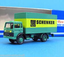 Roco H0 1569 MAGIRUS M SCHENKER Koffer LKW HO 1:87 truck OVP