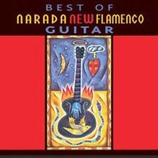 Best of Narada New Flamenco Guitar, Various Artists World Music Compilation CD