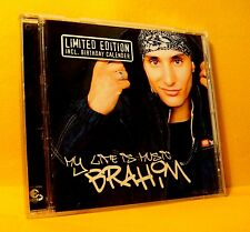 CD Brahim My Life Is Music 14 TR 2003 Hip Hop RnB Pop Rap