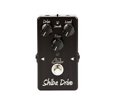 Suhr SHIBA LIMITED EDITION BLACK Distortion Pedal-NUOVO