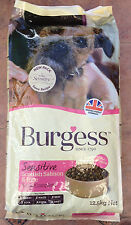 Burgess Supadog Sensitve Salmon & Rice Adult Dry Dog Food 12kg