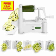 Spiralizer 5-Blade Vegetable Slicer,  Veggie Pasta & Spaghetti Maker