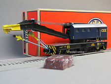 LIONEL CSX LEGACY SCALE COMMAND CONTROL CRANE 983293 o gauge train 6-81883 NEW