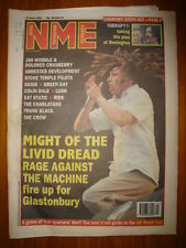 NME 1994 JUN 18 RAGE AGAINST MACHINE OASIS GREEN DAY