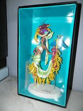 BARBIE BOB MACKIE GOLD LABEL BRAZILIAN BANANA BONANZA NIB 2012 8000 WORLDWIDE