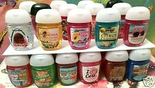 BATH & BODY WORKS Lot of 10 Pocketbac ANTI-BACTERIAL Sanitizer Hand Gel