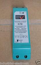 Potenza di Illuminazione universale elt60 Convertitore da ELETTRONICO 20-60 PART N. elt60