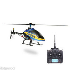 Walkera V450D03 6CH 450 RC FBL Helicopter w/ DEVO 7 Transmitter Mode 2