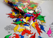 Dinosaur Table Confetti Boys Party Mixed Colours Decorations Sprinkles